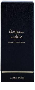 Jesus Del Pozo Arabian Nights Private Collection Woman eau de parfum pentru femei 100 ml