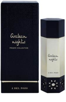 Jesus Del Pozo Arabian Nights Private Collection Woman eau de parfum pour femme 100 ml