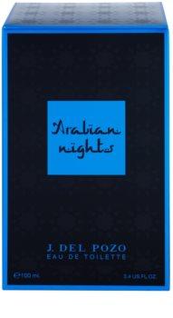 Jesus Del Pozo Arabian Nights eau de toilette para hombre 100 ml