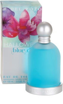 Jesus Del Pozo Halloween Blue Drop eau de toilette pentru femei 100 ml