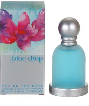 Jesus Del Pozo Halloween Blue Drop toaletna voda za ženske 30 ml
