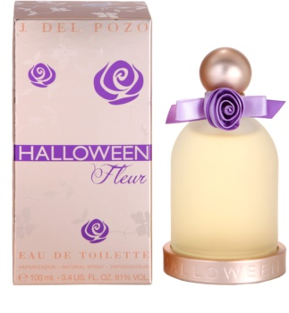 Jesus Del Pozo Halloween Fleur Eau de Toilette for Women 100 ml