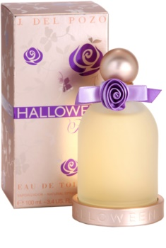 Jesus Del Pozo Halloween Fleur Eau de Toilette for Women 100 ml