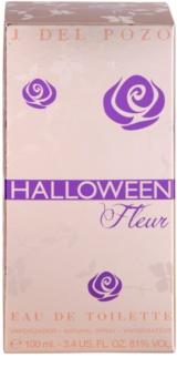 Jesus Del Pozo Halloween Fleur toaletní voda pro ženy 100 ml