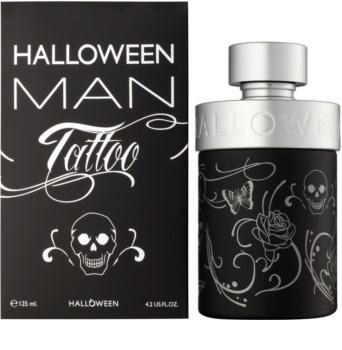 Jesus Del Pozo Halloween Tattoo Man toaletní voda pro muže 125 ml