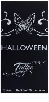 Jesus Del Pozo Halloween Tattoo Women toaletná voda pre ženy 100 ml