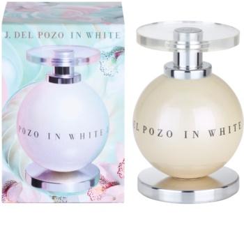Jesus Del Pozo In White Eau de Toilette for Women 50 ml