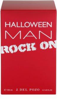 Jesus Del Pozo Halloween Man Rock On toaletná voda pre mužov 125 ml