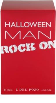 Jesus Del Pozo Halloween Man Rock On toaletna voda za moške 125 ml