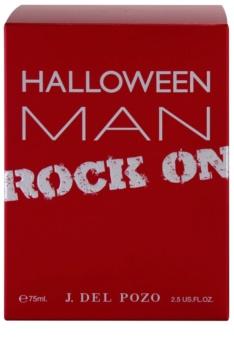 Jesus Del Pozo Halloween Man Rock On woda toaletowa dla mężczyzn 75 ml