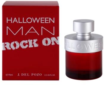 Jesus Del Pozo Halloween Man Rock On туалетна вода для чоловіків 75 мл