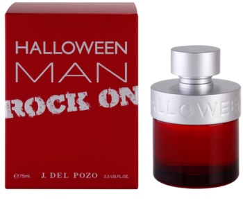 Jesus Del Pozo Halloween Man Rock On eau de toilette pentru barbati 75 ml