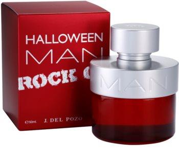 Jesus Del Pozo Halloween Man Rock On eau de toilette para hombre 50 ml