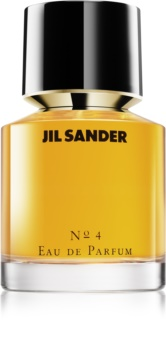 Jil Sander N° 4 eau de parfum para mulheres 50 ml