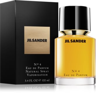 Jil Sander N° 4 Eau de Parfum para mulheres 100 ml
