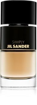 Jil Sander Simply eau de parfum para mulheres 60 ml
