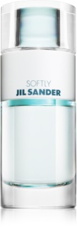 Jil Sander Softly Eau de Toilette for Women 80 ml