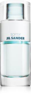 Jil Sander Softly eau de toilette pentru femei 80 ml