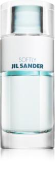 Jil Sander Softly eau de toilette pour femme 80 ml