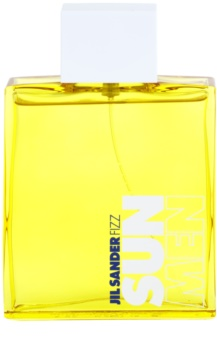 Jil Sander Sun Fizz for Men Limited Edition 2016 eau de toilette para hombre 125 ml