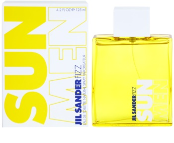 Jil Sander Sun Fizz for Men Limited Edition 2016 Eau de Toilette für Herren 125 ml