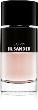 Jil Sander Simply Poudrée parfumska voda za ženske 60 ml