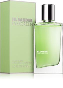 Jil Sander Evergreen toaletna voda za ženske 30 ml