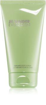 Jil Sander Evergreen lapte de corp pentru femei 150 ml