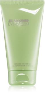 Jil Sander Evergreen gel doccia per donna 150 ml