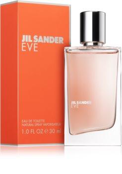 Jil Sander Eve Eau de Toilette für Damen 30 ml
