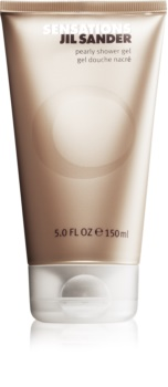 Jil Sander Sensations Shower Gel for Women 150 ml