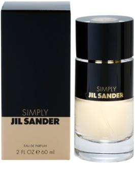 Jil Sander Simply eau de parfum pentru femei 60 ml