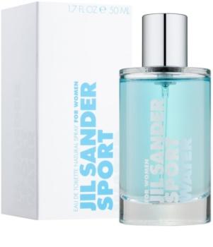 Jil Sander Sport Water for Women eau de toilette nőknek 50 ml