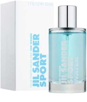 Jil Sander Sport Water for Women toaletna voda za ženske 50 ml