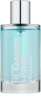 Jil Sander Sport Water for Women Eau de Toilette Damen 50 ml