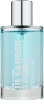 Jil Sander Sport Water for Women Eau de Toilette for Women 50 ml