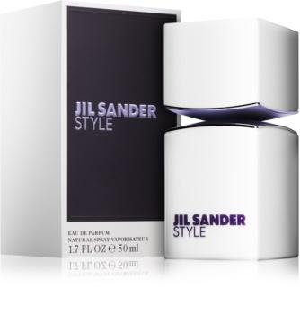 Jil Sander Style eau de parfum para mujer 50 ml