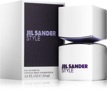Jil Sander Style parfémovaná voda pro ženy 30 ml