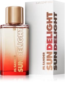 Jil Sander Sun Delight Eau de Toilette für Damen 100 ml