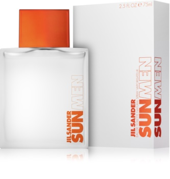 Jil Sander Sun for Men eau de toilette para homens 75 ml