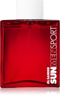Jil Sander Sun Sport for Men Eau de Toilette voor Mannen 125 ml
