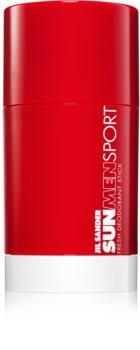 Jil Sander Sun Sport for Men dezodorant w sztyfcie dla mężczyzn 75 ml