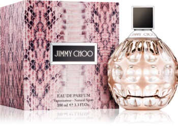 Jimmy Choo For Women Eau de Parfum para mulheres 100 ml
