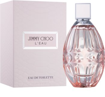 Jimmy Choo L'Eau Eau de Toilette for Women 90 ml