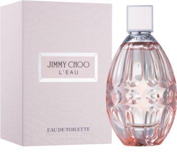Jimmy Choo L'Eau toaletná voda pre ženy 90 ml