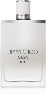 25a0b590781 Jimmy Choo Man Ice Eau de Toilette for Men 100 ml