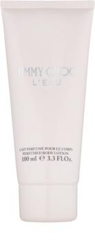 Jimmy Choo L'Eau tělové mléko pro ženy 100 ml