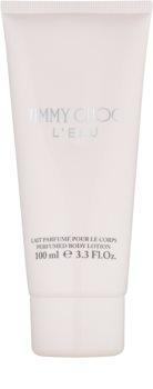 Jimmy Choo L'Eau telové mlieko pre ženy 100 ml