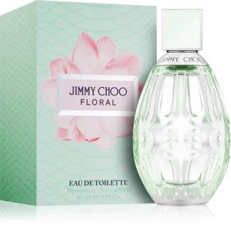 Jimmy Choo Floral Eau de Toilette Für Damen 90 ml