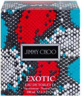 Jimmy Choo Exotic (2015) woda toaletowa dla kobiet 100 ml